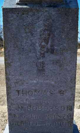 ROBERTSON, THOMAS B. - Independence County, Arkansas | THOMAS B. ROBERTSON - Arkansas Gravestone Photos