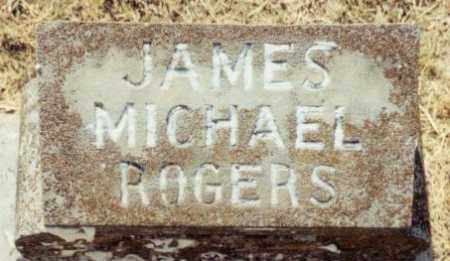 ROGERS, JAMES MICHAEL (TOP) - Independence County, Arkansas | JAMES MICHAEL (TOP) ROGERS - Arkansas Gravestone Photos