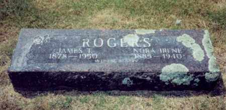 ROGERS, NORA IRENE - Independence County, Arkansas | NORA IRENE ROGERS - Arkansas Gravestone Photos