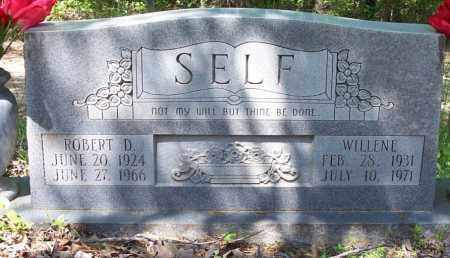 CRUTCHER SELF, WILLENE - Independence County, Arkansas | WILLENE CRUTCHER SELF - Arkansas Gravestone Photos