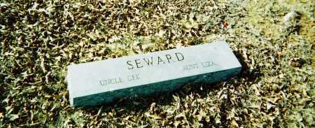 SEWARD, JOHN - Independence County, Arkansas | JOHN SEWARD - Arkansas Gravestone Photos