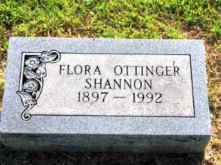 SHANNON, FLORA - Independence County, Arkansas | FLORA SHANNON - Arkansas Gravestone Photos