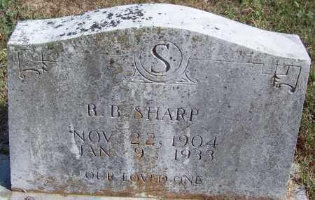 SHARP, B B - Independence County, Arkansas | B B SHARP - Arkansas Gravestone Photos