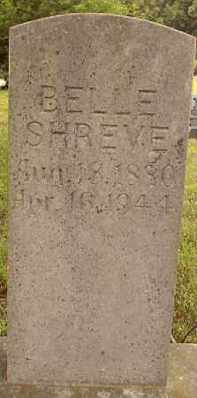 SHREVE, BELLE - Independence County, Arkansas | BELLE SHREVE - Arkansas Gravestone Photos