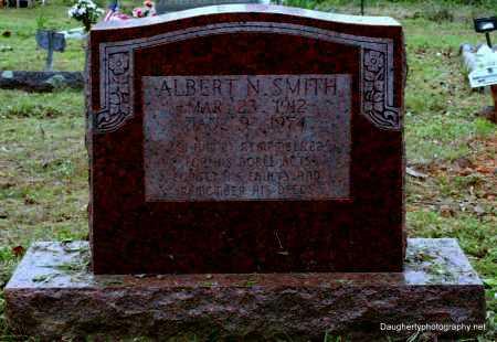 SMITH, ALBERT - Independence County, Arkansas | ALBERT SMITH - Arkansas Gravestone Photos