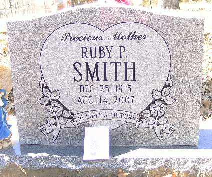 SMITH, RUBY PEARL - Independence County, Arkansas | RUBY PEARL SMITH - Arkansas Gravestone Photos