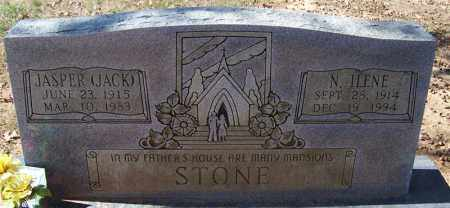 "STONE, JASPER P ""JACK"" - Independence County, Arkansas 