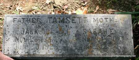 TAMSETT, SARAH - Independence County, Arkansas | SARAH TAMSETT - Arkansas Gravestone Photos