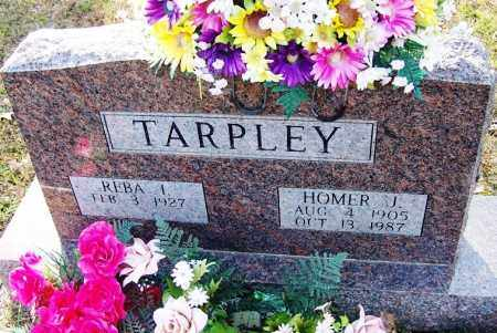 TARPLEY, REBA I - Independence County, Arkansas | REBA I TARPLEY - Arkansas Gravestone Photos