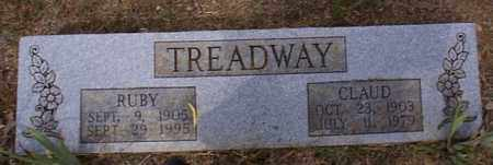 TREADWAY, RUBY - Independence County, Arkansas | RUBY TREADWAY - Arkansas Gravestone Photos