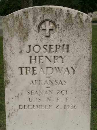 TREADWAY  (VETERAN), JOSEPH HENRY - Independence County, Arkansas | JOSEPH HENRY TREADWAY  (VETERAN) - Arkansas Gravestone Photos
