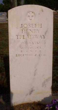 TREADWAY  (VETERAN WWI), JOSEPH HENRY - Independence County, Arkansas | JOSEPH HENRY TREADWAY  (VETERAN WWI) - Arkansas Gravestone Photos