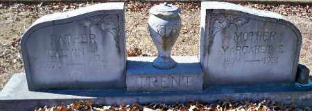 TRENT, MARGARET E. - Independence County, Arkansas | MARGARET E. TRENT - Arkansas Gravestone Photos