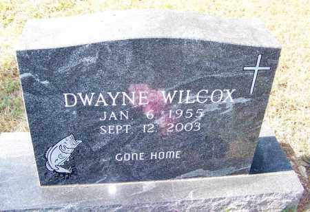 WILCOX, DWAYNE - Independence County, Arkansas | DWAYNE WILCOX - Arkansas Gravestone Photos