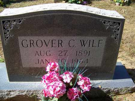 WILF, GROVER C - Independence County, Arkansas | GROVER C WILF - Arkansas Gravestone Photos