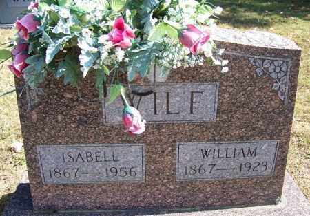 WILF, WILLIAM - Independence County, Arkansas | WILLIAM WILF - Arkansas Gravestone Photos