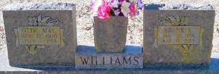 WILLIAMS, OTTIE MAY - Independence County, Arkansas | OTTIE MAY WILLIAMS - Arkansas Gravestone Photos