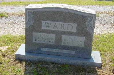 WARD, ZORA - Independence County, Arkansas | ZORA WARD - Arkansas Gravestone Photos