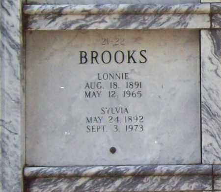 BROOKS, LONNIE - Independence County, Arkansas | LONNIE BROOKS - Arkansas Gravestone Photos