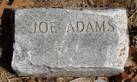 "ADAMS, JOSEPH W ""JOE"" - Izard County, Arkansas 
