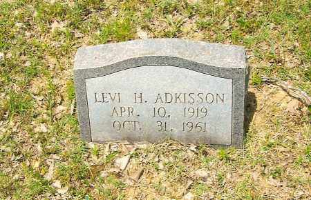 ADKISSON, LEVI H. - Izard County, Arkansas | LEVI H. ADKISSON - Arkansas Gravestone Photos