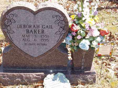 LANGSTON BAKER, DEBORAH GAIL - Izard County, Arkansas | DEBORAH GAIL LANGSTON BAKER - Arkansas Gravestone Photos