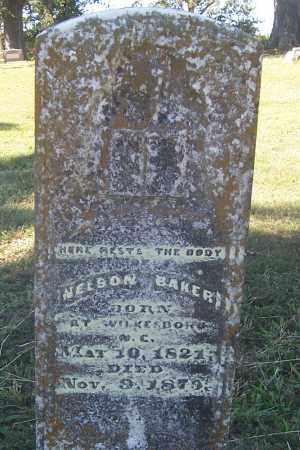 BAKER, NELSON - Izard County, Arkansas | NELSON BAKER - Arkansas Gravestone Photos