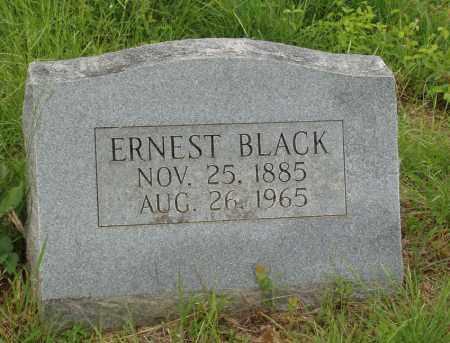 BLACK, ERNEST - Izard County, Arkansas   ERNEST BLACK - Arkansas Gravestone Photos