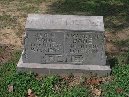 TAYLOR BONE, AMANDA M. - Izard County, Arkansas | AMANDA M. TAYLOR BONE - Arkansas Gravestone Photos