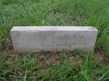 BONE, SAM JOSH - Izard County, Arkansas | SAM JOSH BONE - Arkansas Gravestone Photos