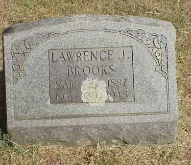 BROOKS, LAWRENCE J. - Izard County, Arkansas | LAWRENCE J. BROOKS - Arkansas Gravestone Photos