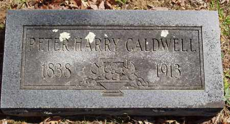 CALDWELL, PETER HARRY - Izard County, Arkansas | PETER HARRY CALDWELL - Arkansas Gravestone Photos