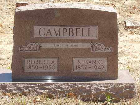 CAMPBELL, SUSAN C - Izard County, Arkansas | SUSAN C CAMPBELL - Arkansas Gravestone Photos