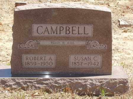 CAMPBELL, ROBERT A - Izard County, Arkansas | ROBERT A CAMPBELL - Arkansas Gravestone Photos