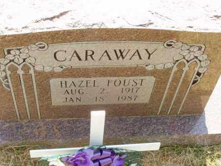 CARAWAY, HAZEL - Izard County, Arkansas | HAZEL CARAWAY - Arkansas Gravestone Photos