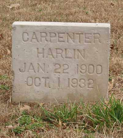 CARPENTER, HARLIN - Izard County, Arkansas | HARLIN CARPENTER - Arkansas Gravestone Photos