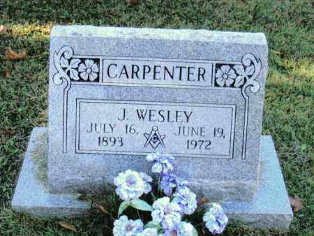 CARPENTER, JOHN WESLEY - Izard County, Arkansas | JOHN WESLEY CARPENTER - Arkansas Gravestone Photos