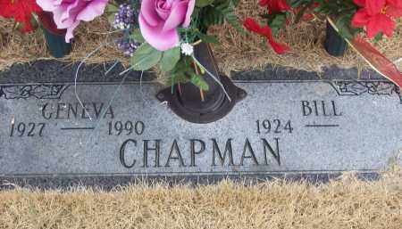 CHAPMAN, BILLY - Izard County, Arkansas | BILLY CHAPMAN - Arkansas Gravestone Photos