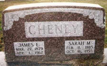 MOSS CHENEY, SARAH MEL VINA - Izard County, Arkansas | SARAH MEL VINA MOSS CHENEY - Arkansas Gravestone Photos