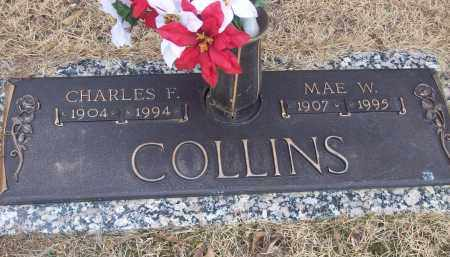 COLLINS, MAE W - Izard County, Arkansas | MAE W COLLINS - Arkansas Gravestone Photos