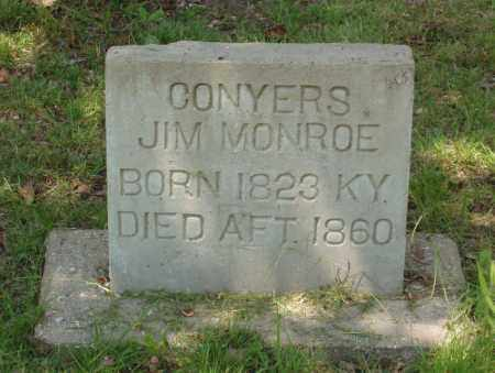 CONYERS, JAMES MONROE - Izard County, Arkansas | JAMES MONROE CONYERS - Arkansas Gravestone Photos