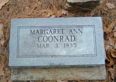 BONNER COONRAD, MARGARET - Izard County, Arkansas | MARGARET BONNER COONRAD - Arkansas Gravestone Photos