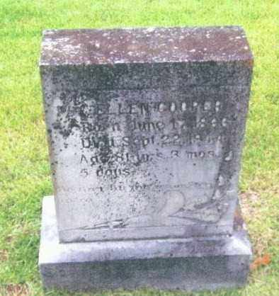 COOPER, NANCY ELLEN - Izard County, Arkansas | NANCY ELLEN COOPER - Arkansas Gravestone Photos