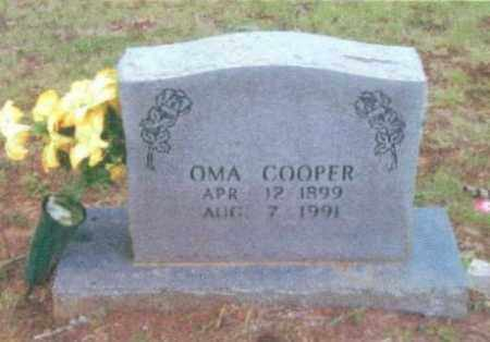LAWRENCE COOPER, OMA JANE - Izard County, Arkansas | OMA JANE LAWRENCE COOPER - Arkansas Gravestone Photos