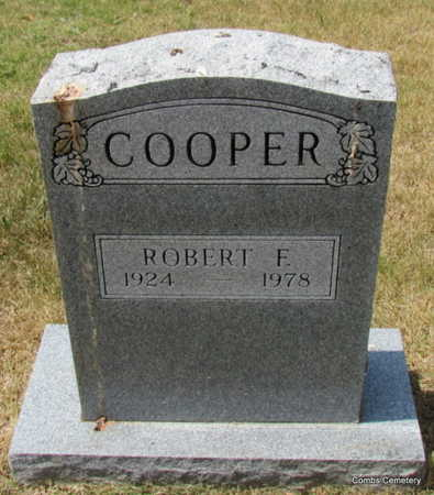 COOPER, ROBERT F. - Izard County, Arkansas | ROBERT F. COOPER - Arkansas Gravestone Photos