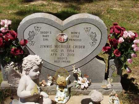 CRIDER, JIMMIE MICHELLE (OBIT) - Izard County, Arkansas | JIMMIE MICHELLE (OBIT) CRIDER - Arkansas Gravestone Photos