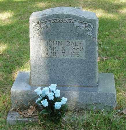 DALE, JOHN - Izard County, Arkansas | JOHN DALE - Arkansas Gravestone Photos