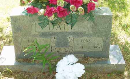 FORD DALE, EDNA ESSIE - Izard County, Arkansas | EDNA ESSIE FORD DALE - Arkansas Gravestone Photos
