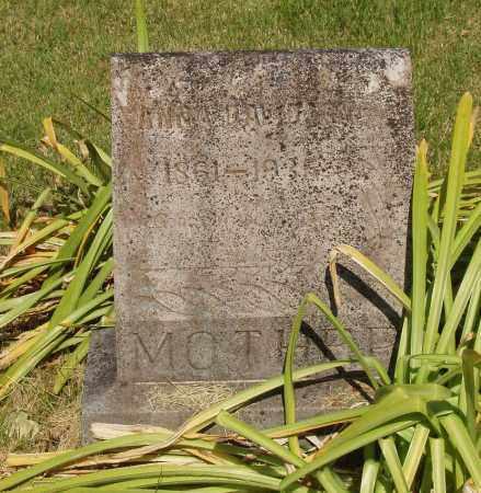 DAVIDSON, ANNA - Izard County, Arkansas | ANNA DAVIDSON - Arkansas Gravestone Photos