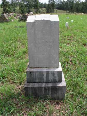 BONE DAVIS, EVA P. - Izard County, Arkansas | EVA P. BONE DAVIS - Arkansas Gravestone Photos